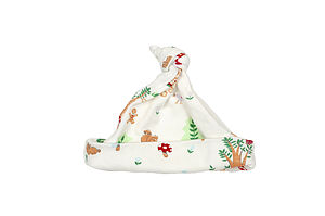 Hansel And Gretel Print Baby Hat
