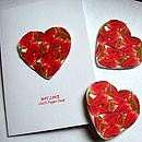 Chilli Seed Valentine Card