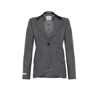 Wool Riding Jacket - coats & jackets