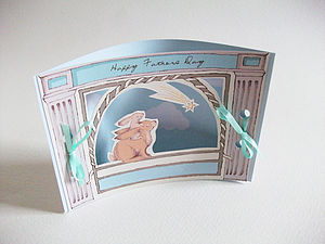 Mini Theatre Fathers Day Card - shop by category