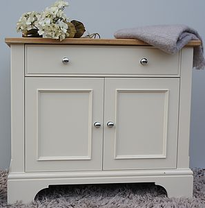 Baslow Sideboard In A Choice Of Colours And Sizes - chests of drawers