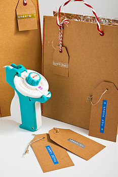 Retro Embossing E202 Series Label Maker