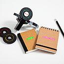 Retro Embossing E101 Series Label Maker