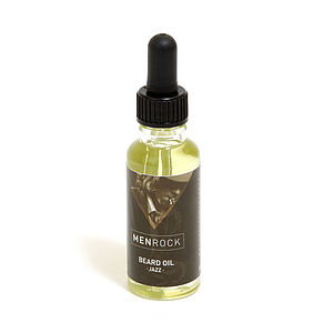 Jazz Beard Conditioning Oil