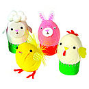 Funny Bunny Egg Decorating Kit