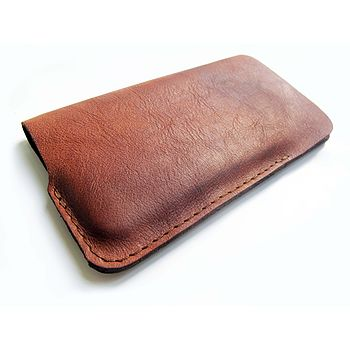 Leather Sleeve For Samsung Note Three