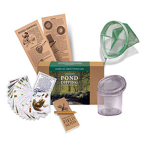 All About Nature Kits Pond Dipping, Bugs And Birds - garden games & toys
