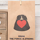 Star Wars Personalised Gift Bag
