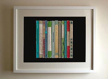 Kate Bush Album In Book Form Print