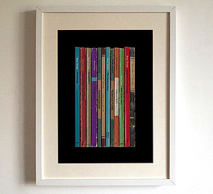 New Order Album In Book Form Print