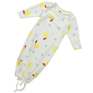 Apple Nightgown - clothing