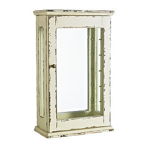 Distressed Wall Cabinet