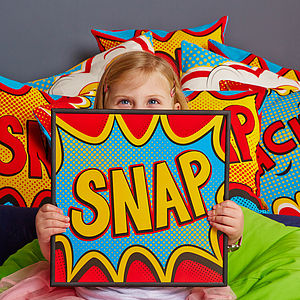 'Snap' Pop Art Print