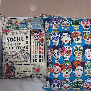 Frida Kahlo, The Dance Cushion Cover - view all sale items