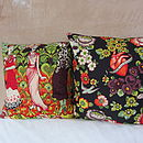 Frida Kahlo, La Catrina Cushion Cover