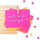 Mini 'Love' Notecards