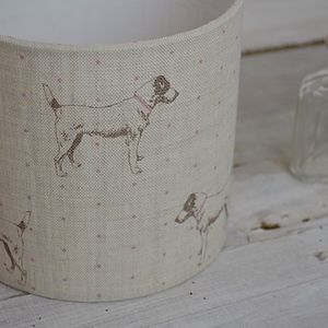 Handmade Jack's Gone Dotty Lampshade