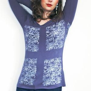 Floral Jumper - women's fashion
