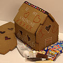 Valentines Gingerbread House Kit