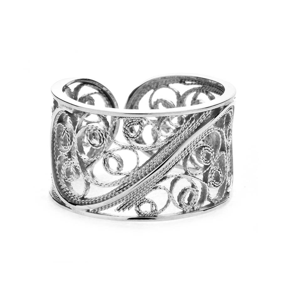 products filigree bracelet sterling silver