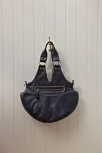 Aubrey Leather Messenger And Tote