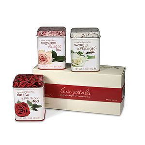 Valentine's Day Tea Gift Set