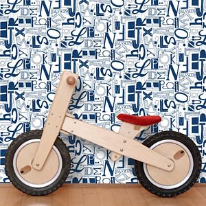 What's Your Type? Wallpaper - children's room