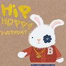 Hip Hoppy Birthday