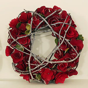 Rose Wreath - wreaths