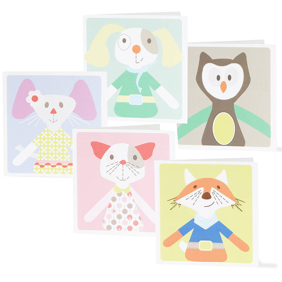 Owl greetings card by ella otto notonthehighstreet owl greeting card cropped collection of animal cards m4hsunfo