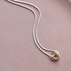 Eternity Pendant - women's jewellery