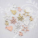 Some of our charm options