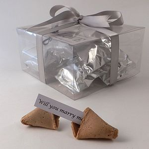 Will You Marry Me Fortune Cookie - gifts for him
