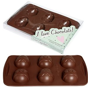 Chocolate Easter Egg Moulds