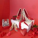 Small Chocolate Handbag Regency Rose