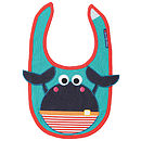 Crispin The Crab Bib