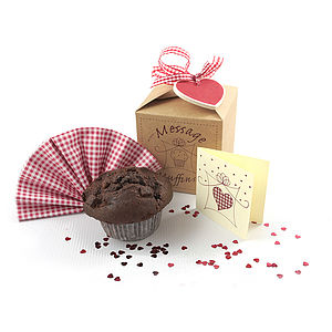 Special Gift Boxed Muffin - cakes & sweet treats