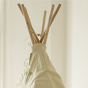 Canvas Tipi Play Tent Extra Parts Only - tents, dens & wigwams