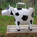 Cow Watering Can