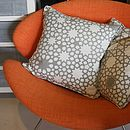 Grand Alhambra Stars Mushroom Cushion