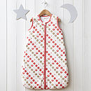 Baby Pink Sleeping Bag