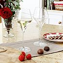 Set Of Six Luxury Girls Night In Wine Glasses