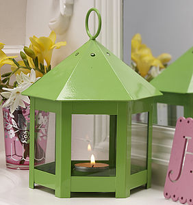 Bright Spring Garden Lantern - lights & lanterns