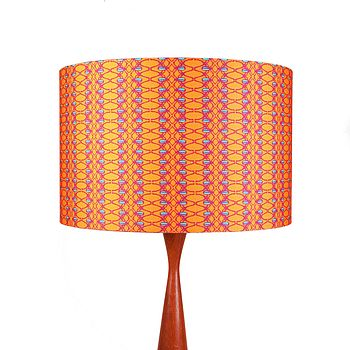 Beetle Stripe Lampshade