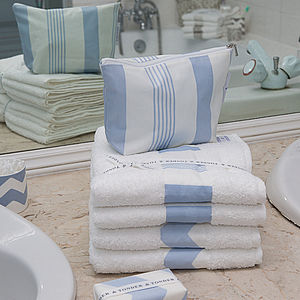 Pavilion Bath Towels - bathroom