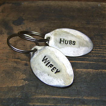 Couples Keyring