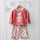 Baby Girls' Cat Pyjamas