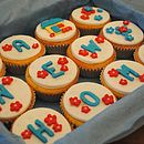 12 New Home Cupcakes