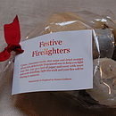 Eight Scented Fire Lighters