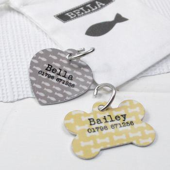 Personalised Pet Identity Tags